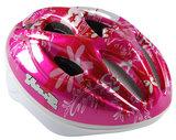 Volare Fiets-Skatehelm Deluxe Roze Vlinder_