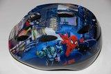 Marvel Ultimate Spiderman Fiets-Skatehelm - 552_