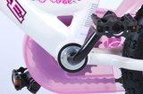 Volare Rose 12 Inch Meisjesfiets 95% afgemonteerd - 81203_