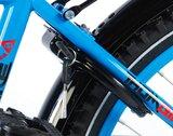 Volare Thombike City 20 Inch Nexus 3 Jongensfiets 95% afgemonteerd - 82036_