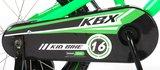 Kawasaki 16 Inch Jongensfiets 95% afgemonteerd - 81629_