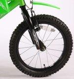 Volare Motobike 16 Inch Jongensfiets 95% afgemonteerd - 61607_