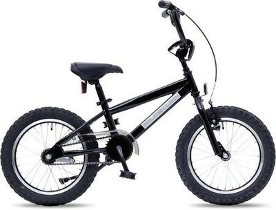 Golden Lion 16 BMX Shiny Black