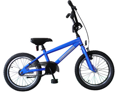 Golden Lion 16 BMX blue