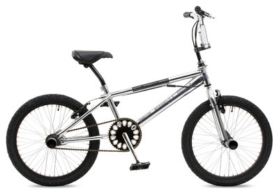 Golden Lion 20 Freestyle bike Royal chrome