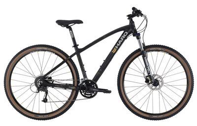 Haro 16337 DoublePeak 29 Trail 27V SG Black 17 inch st