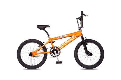 Tornado Freestyle bike lux glimmend oranje