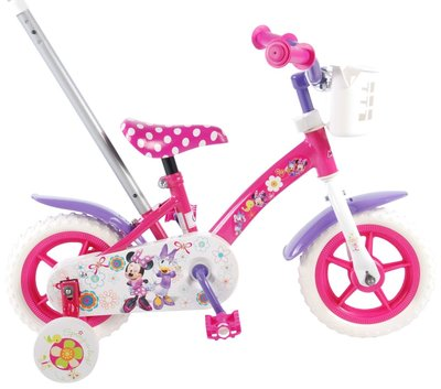 Disney Minnie Bow-tique 10 Inch Meisjesfiets - 31008