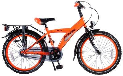 Volare Thombike City 20 Inch Shimano Nexus 3 Jongensfiets Neon Oranje 95% afgemonteerd - 82040