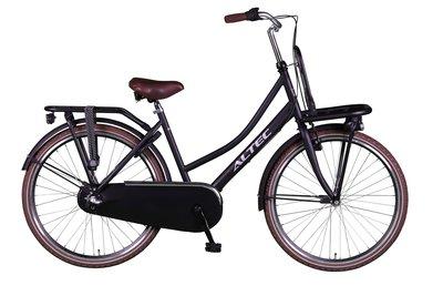 Altec Urban 26 inch Transportfiets Zwart 2018