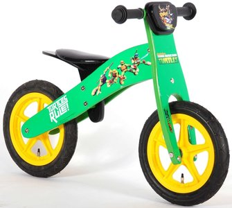 Teenage Mutant Ninja Turtles Houten Loopfiets 12 Inch - 549