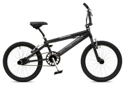 Golden Lion 20 Freestyle bike Lux Matt Black