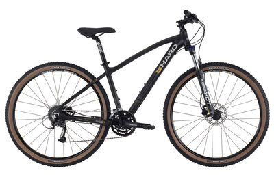 Haro 16336 DoublePeak 29 Trail 27V SG Black 15 inch ST