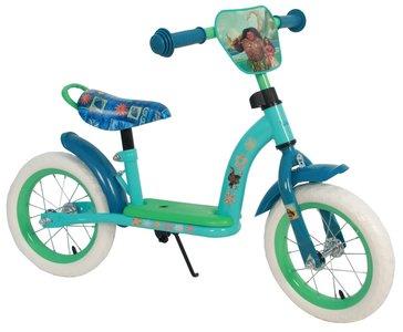 Disney Vaiana meisjesloopfiets 12 inch Deluxe - 728