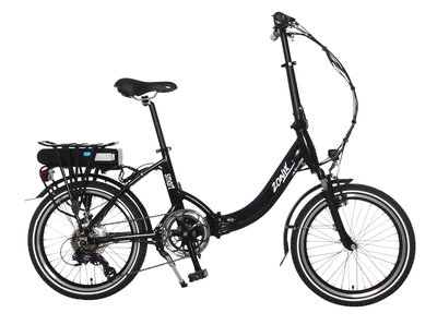 Electrische vouwfiets Smart 7 Speed Nexus Shimano