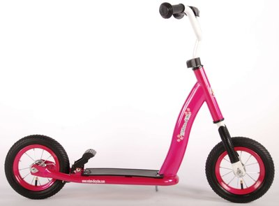 Volare Autoped 10 Inch Roze - 1006