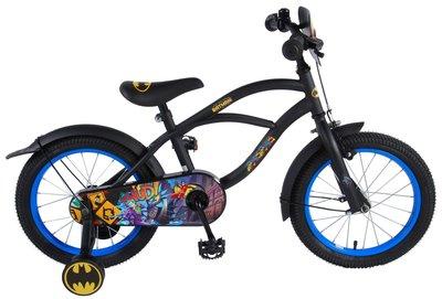 Batman 16 Inch Jongensfiets 95% afgemonteerd - 81634